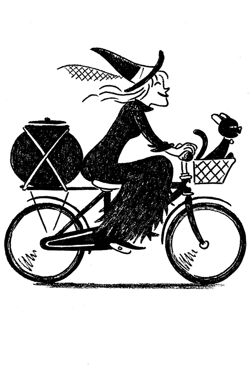 bike witch