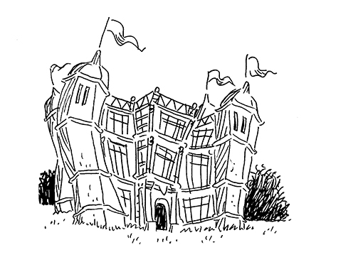 wonk house