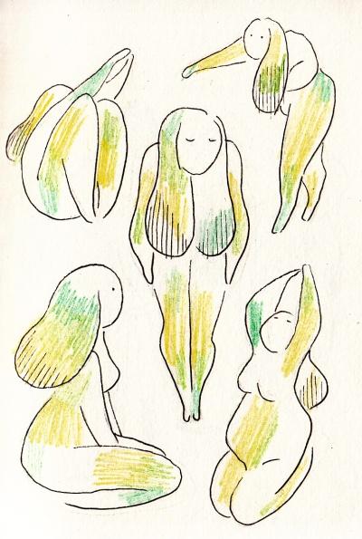 greenudes