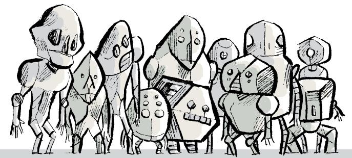 unhappybots