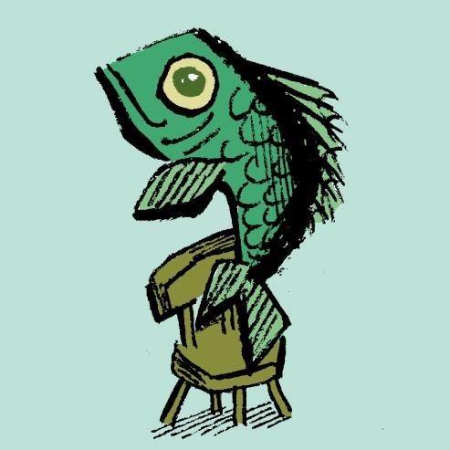 fishchair